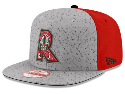 Calgary Roughnecks New Era NLL 2016 Draft 9FIFTY Snapback Cap