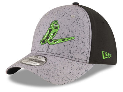 Saskatchewan Rush New Era NLL Draft 39THIRTY Cap