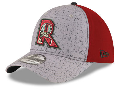 Calgary Roughnecks New Era NLL Draft 39THIRTY Cap