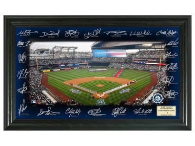 Seattle Mariners Team Signature Field