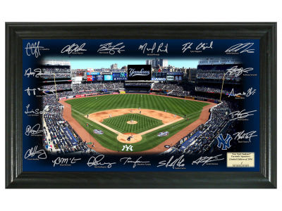 New York Yankees Team Signature Field