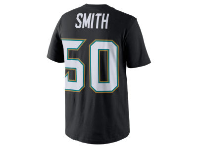 Jacksonville Jaguars Telvin Smith Nike NFL Pride Name and Number T-Shirt