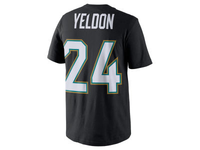 Jacksonville Jaguars TJ Yeldon Nike NFL Pride Name and Number T-Shirt