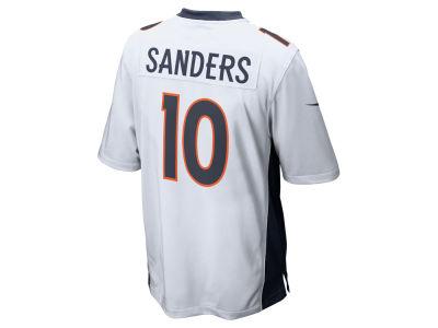 15ebc2c3d Denver Broncos Emmanuel Sanders Nike NFL Men s Game Jersey