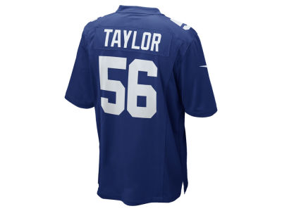 New York Giants Lawrence Taylor Nike NFL Retired Game Jersey