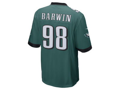 Philadelphia Eagles Connor Barwin Nike NFL Men's Game Jersey