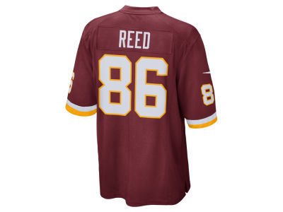 Washington Redskins Jordan Reed Nike NFL Men's Game Jersey