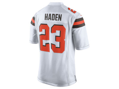 Cleveland Browns Joe Haden Nike NFL Men's Limited Jersey