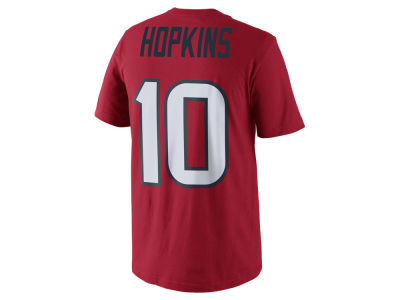 Houston Texans Deandre Hopkins Nike NFL Pride Name and Number T-Shirt
