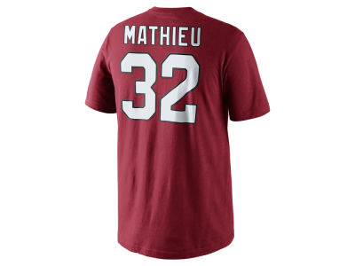 Arizona Cardinals Tyrann Mathieu Nike NFL Pride Name and Number T-Shirt