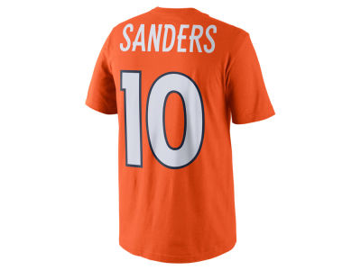 Denver Broncos Emmanual Sanders Nike NFL Pride Name and Number T-Shirt