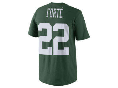 New York Jets Matt Forte Nike NFL Pride Name and Number T-Shirt