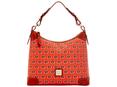 Cincinnati Bengals Dooney & Bourke Hobo Bag
