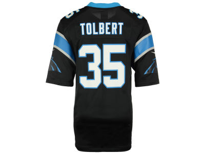 Carolina Panthers Mike Tolbert Nike NFL Men's Game Jersey