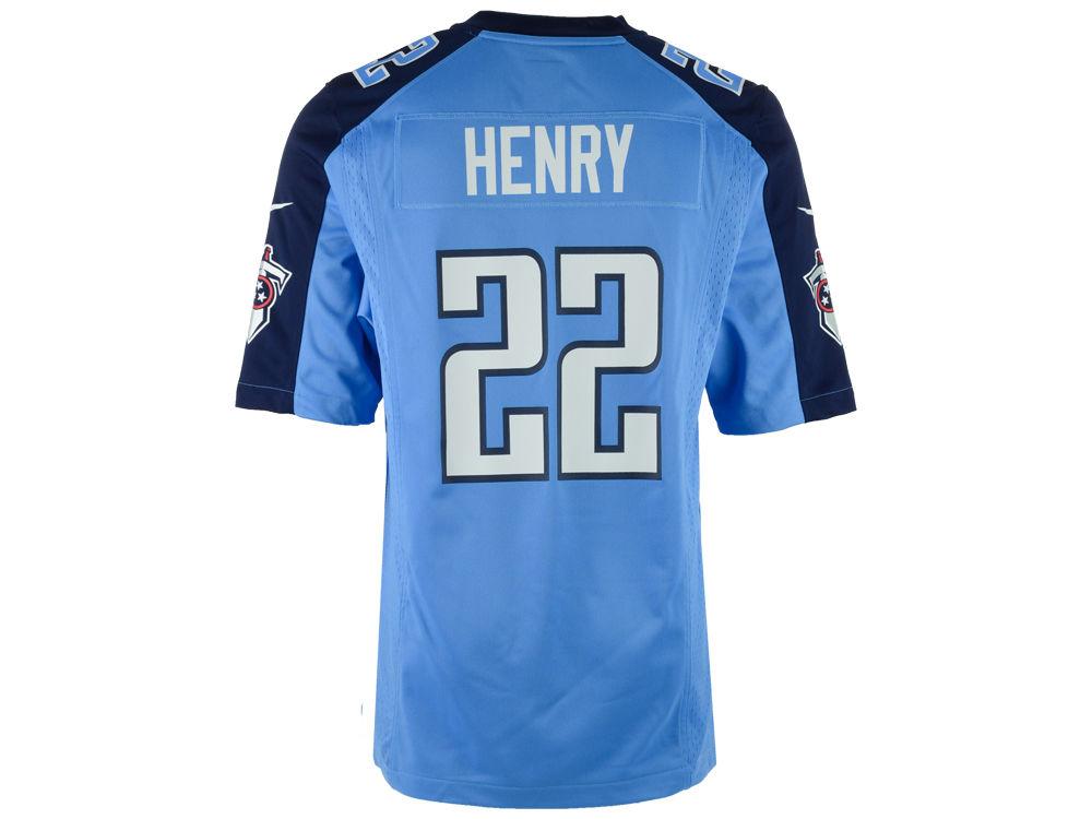 Tennessee Titans Derrick Henry Nike NFL Men s Game Jersey  174b66fb8
