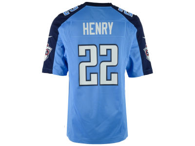 Tennessee Titans Derrick Henry Nike NFL Men's Game Jersey