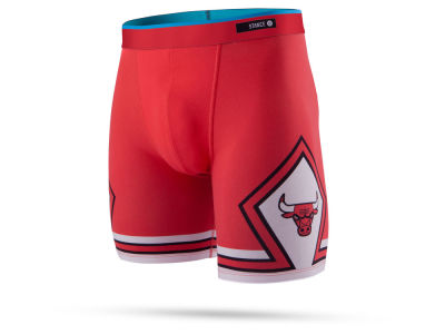 Chicago Bulls Stance NBA Men's Del Mar Boxer Briefs