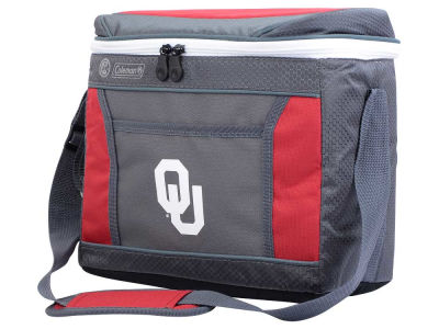 Oklahoma Sooners 16 Can Soft Sided Cooler