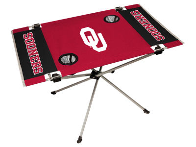 Oklahoma Sooners Endzone Table