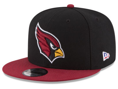 Arizona Cardinals NFL Crafted in America 9FIFTY Snapback Cap