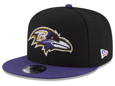 Baltimore Ravens NFL Crafted in America 9FIFTY Snapback Cap