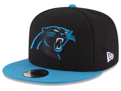 Carolina Panthers NFL Crafted in America 9FIFTY Snapback Cap