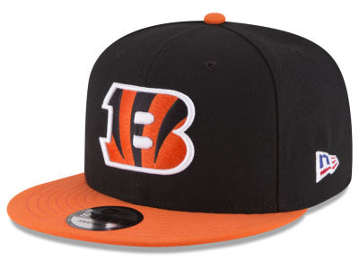 Cincinnati Bengals NFL Crafted in America 9FIFTY Snapback Cap