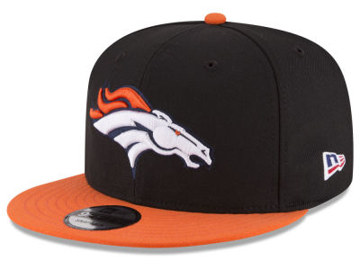 Denver Broncos NFL Crafted in America 9FIFTY Snapback Cap