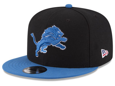 Detroit Lions NFL Crafted in America 9FIFTY Snapback Cap