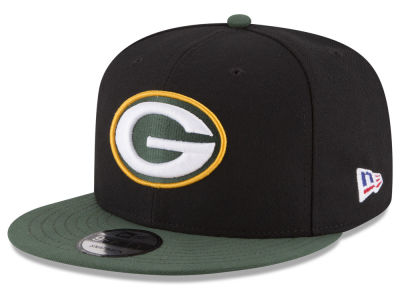 Green Bay Packers NFL Crafted in America 9FIFTY Snapback Cap