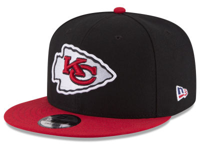 Kansas City Chiefs NFL Crafted in America 9FIFTY Snapback Cap
