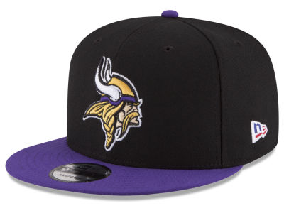 Minnesota Vikings NFL Crafted in America 9FIFTY Snapback Cap