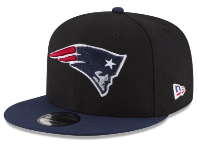 New England Patriots NFL Crafted in America 9FIFTY Snapback Cap