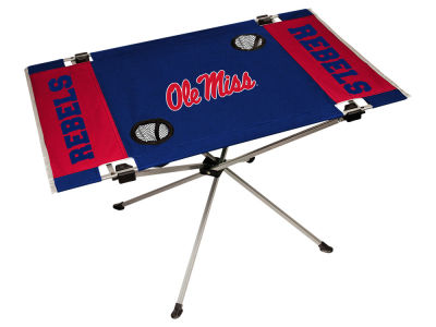 Ole Miss Rebels Endzone Table