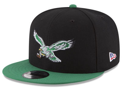 Philadelphia Eagles NFL Crafted in America 9FIFTY Snapback Cap