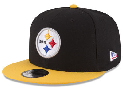 Pittsburgh Steelers NFL Crafted in America 9FIFTY Snapback Cap