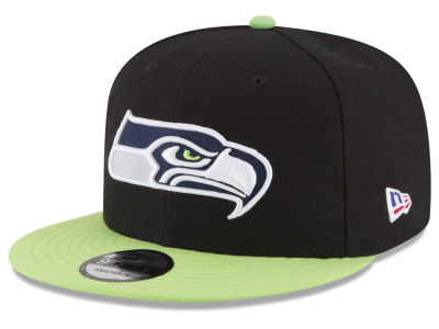 Seattle Seahawks NFL Crafted in America 9FIFTY Snapback Cap