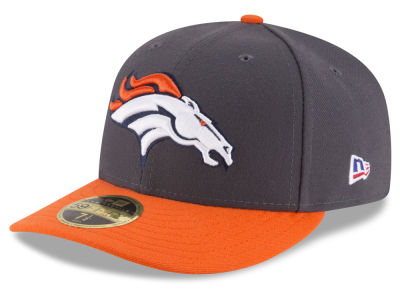 Denver Broncos NFL Crafted in America 59FIFTY Cap