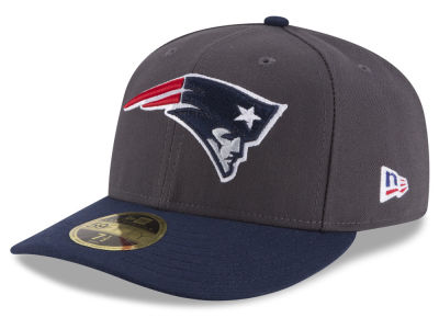 New England Patriots NFL Crafted in America 59FIFTY Cap