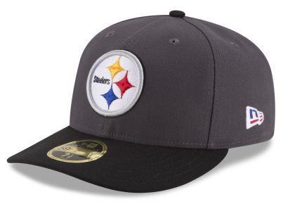 Pittsburgh Steelers NFL Crafted in America 59FIFTY Cap