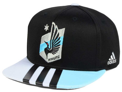 Minnesota United FC adidas MLS Authentic Team Snapback