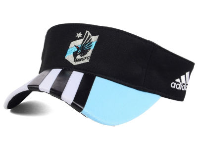Minnesota United FC adidas MLS Authentic Visor