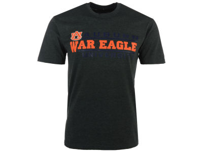 Auburn Tigers NCAA Men's Verbiage Stack T-Shirt