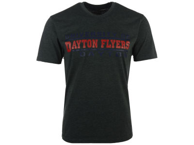 Dayton Flyers NCAA Men's Verbiage Stack T-Shirt