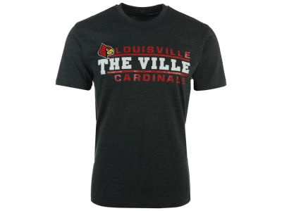Louisville Cardinals NCAA 2 for $25 NCAA Men's Verbiage Stack T-Shirt