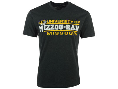 Missouri Tigers NCAA Men's Verbiage Stack T-Shirt