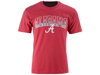 Alabama Crimson Tide NCAA Men's Gradient Arch T-Shirt