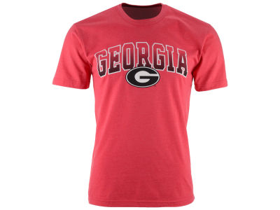 Georgia Bulldogs NCAA Men's Gradient Arch T-Shirt