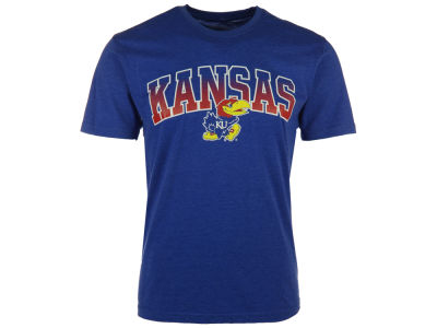Kansas Jayhawks 2 for $28 NCAA Men's Gradient Arch T-Shirt