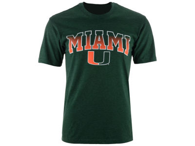 Miami Hurricanes NCAA Men's Gradient Arch T-Shirt